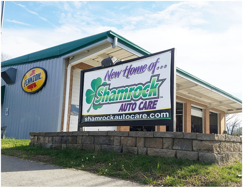 Shamrock Auto Repair Shop