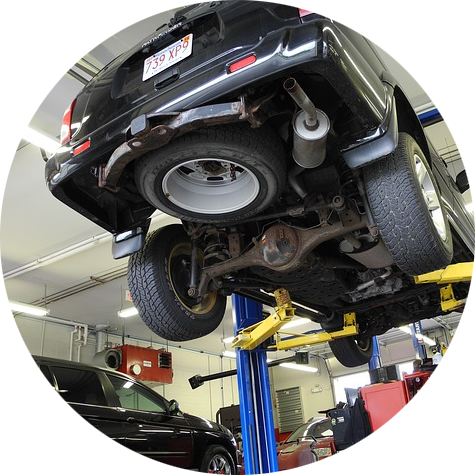 scheduled maintenance at monroe's shamrock auto care